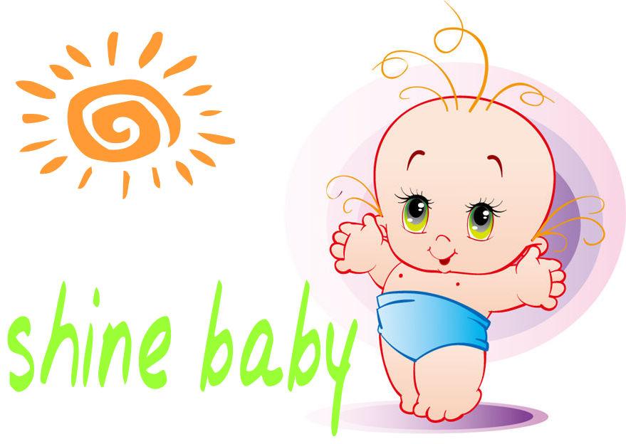 shine baby store
